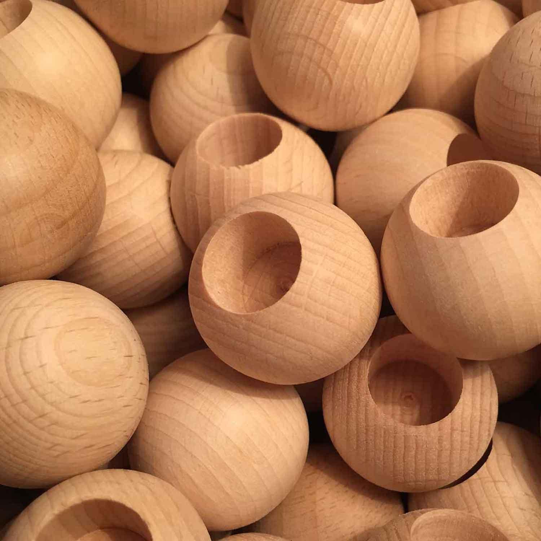 boules en bois percès speciale