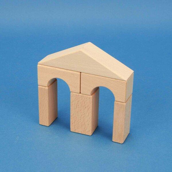Executions speciales pour les blocs en bois