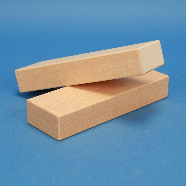 fröbel cubes en bois 18 x 6 x 3 cm