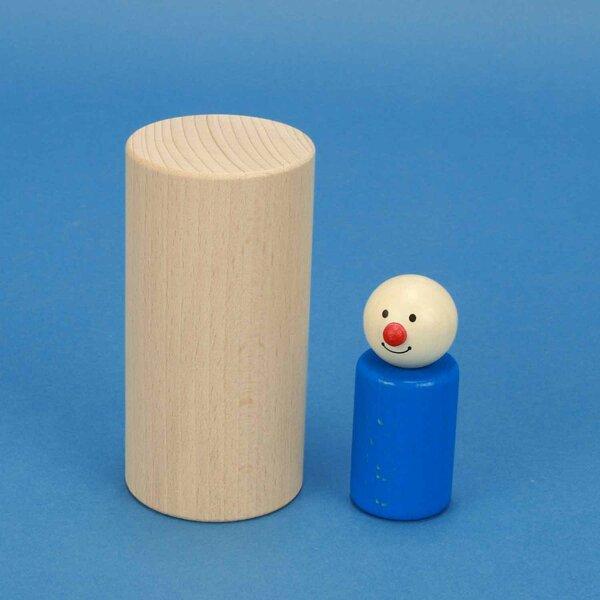 cylindres en hêtre Ø 5 x 10 cm