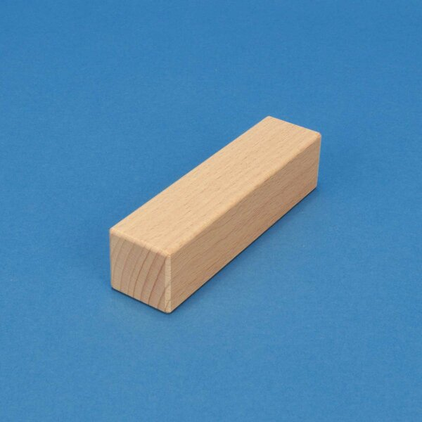 blocs de construction en bois 12 x 3 x 3 cm