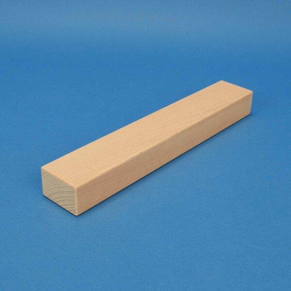 cubes en bois 27 x 4,5 x 3 cm