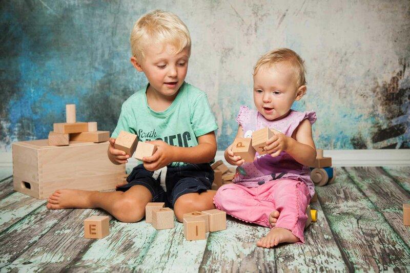 cubes en bois pour les débutant