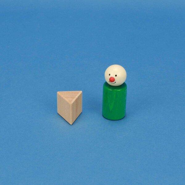 colonnes triangulaires 3 x 3 x 3 cm