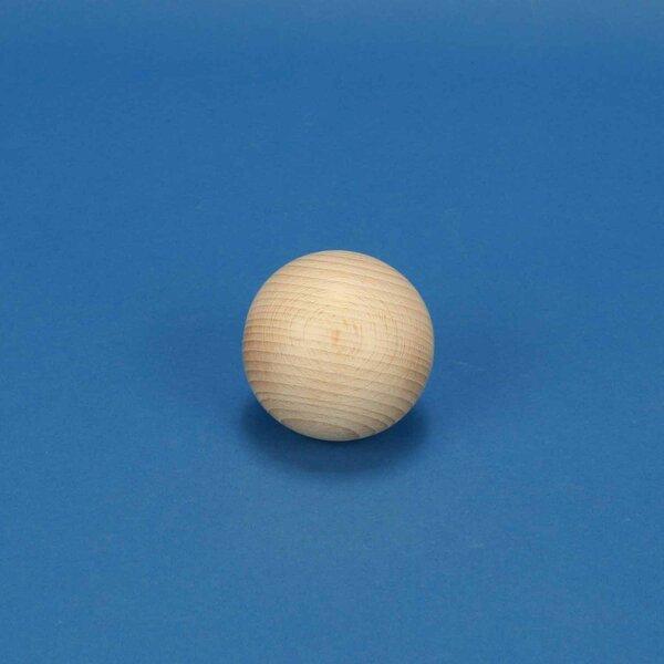 Sphères en bois en hetre Ø 50 mm