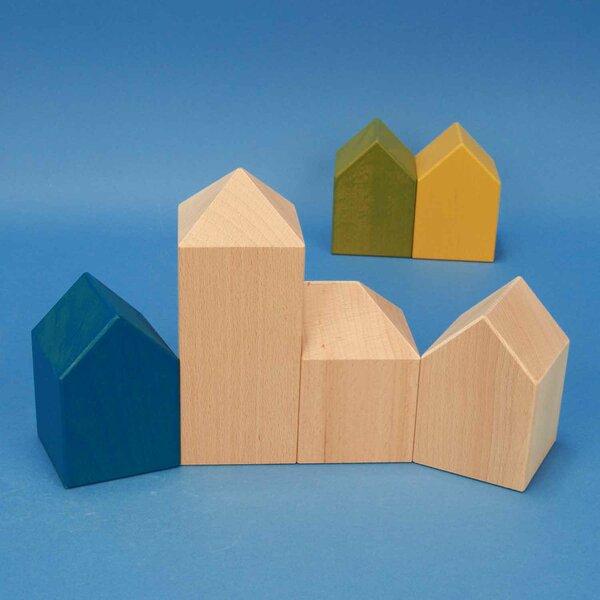 Executions speciales pour les cubes en bois