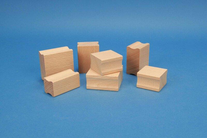 timbres en bois