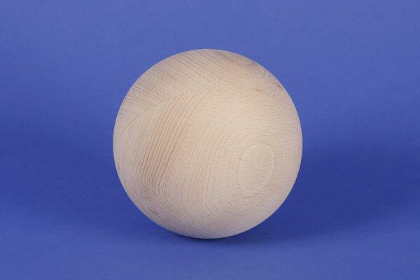 Sphères en bois en hetre Ø 150 mm