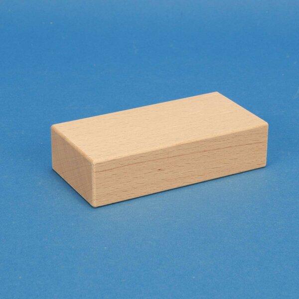 fröbel cubes de construction en bois 12 x 6 x 3 cm